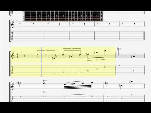 Chopin, Frederic   Nocturne in C Sharp Minor GUITAR TAB