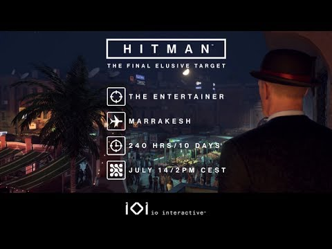 Hitman - Last Elusive target: The entertainer