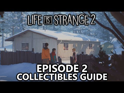 Life is Strange 2: Episode 2 - All Collectibles Guide - A Private Journey Achievement/Trophy Guide thumbnail