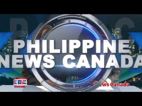 Philippine News Canada - March 7, 2016