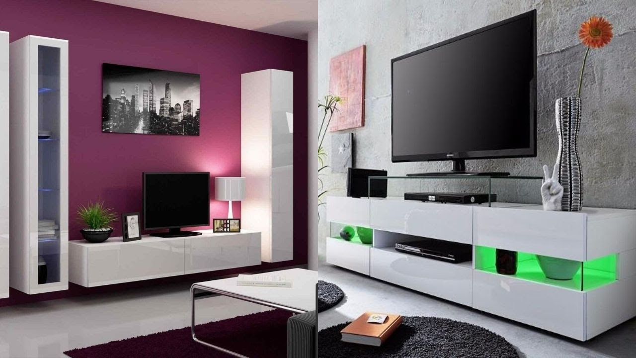 Top 30 Tv Unit Design For Living Room Modern Tv Cabinet Design Ideas Kgs Interior Designs Youtube