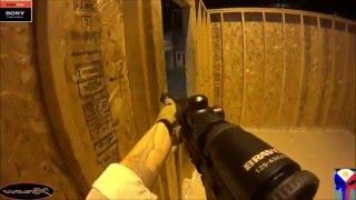 Gamepod  Combat Zone 12/12/15 p1 Assassins Airsoft