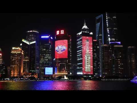 Olive Oils from Spain in Shanghai - The Bund | 西班牙橄榄油登陆中国网球公开赛