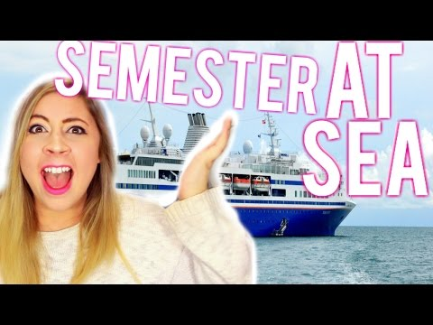 ALL ABOUT SEMESTER AT SEA! Where I'm Going + Study Abroad Q&A