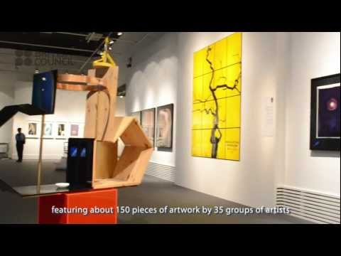 Made in Britain -- Contemporary Art from The British Council Collection 1980-2010 (Making of)