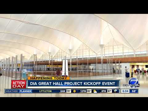 Dia starts phase 1 of great hall project to revamp den main terminal mp3