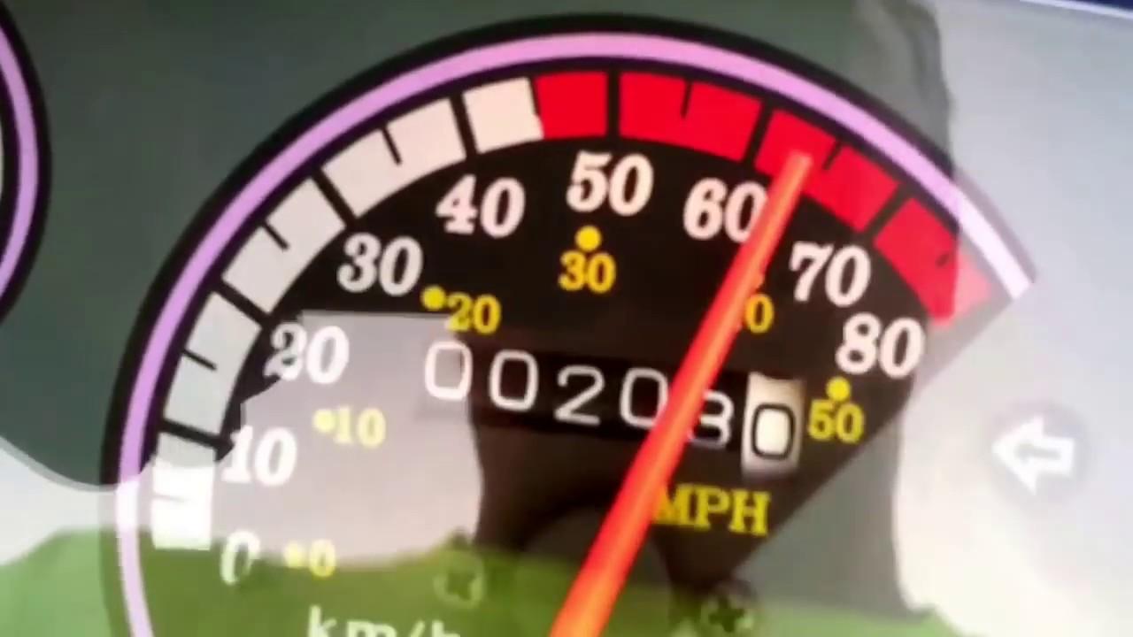 Racer Tao Tao Scooter 50cc
