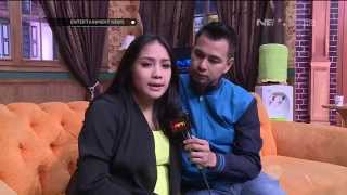 Gambar cover Raffi Ahmad dan Nagita bicara tentang perkembangan kehamilan Nagita