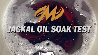 motiv jackal oil soak test