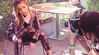 NEW: Behind The Scenes Of Jules LeBlanc's InLove Magazine Photoshoot!