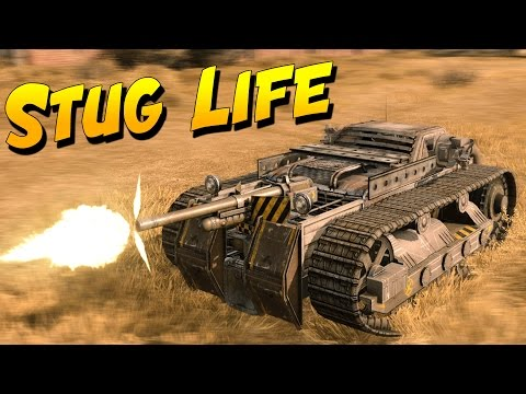 Crossout - STUG LIFE (Crossout Gameplay High Tier)