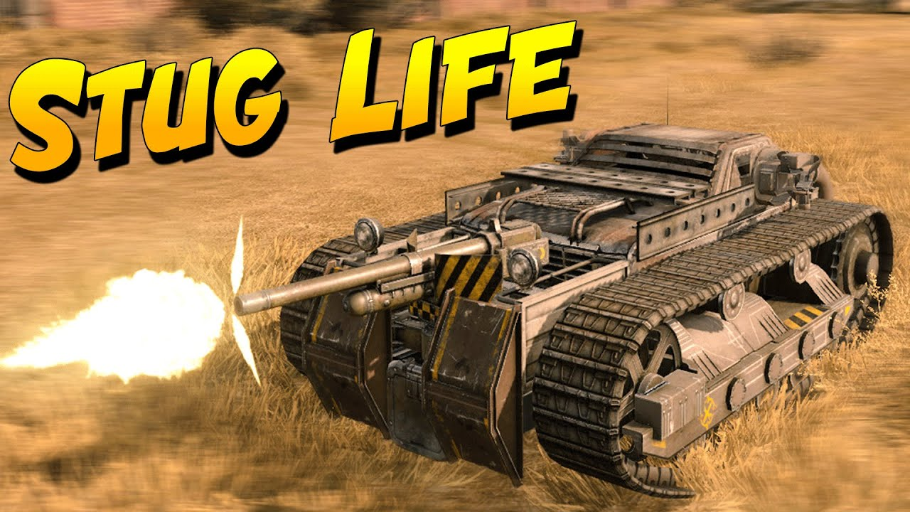 Crossout - STUG LIFE (Crossout Gameplay High Tier) - YouTube