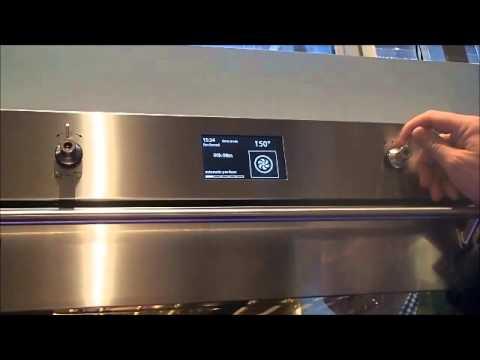 Smeg Oven Launch Demonstration Youtube