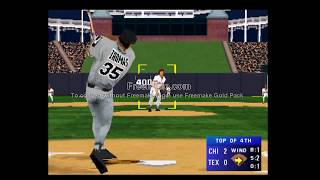 Hardball '99 in '18 - Game 2 (CWS @ TEX)