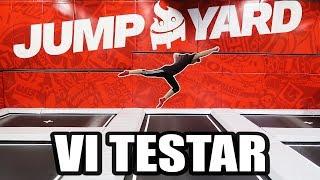 Testar Jump Yard Trampolinpark