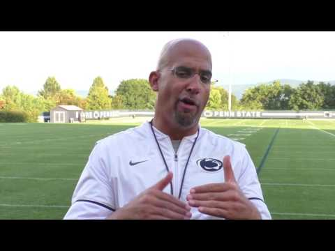 Penn State's James Franklin expects Pitt fans to say 'Welcome to Pittsburgh'