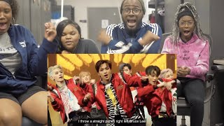 AMERICAN DANCER Reacts to NCT 127 Kick It MV
