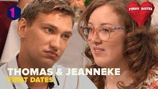 Het hart van Thomas breekt na z'n date met Jeanneke   First dates