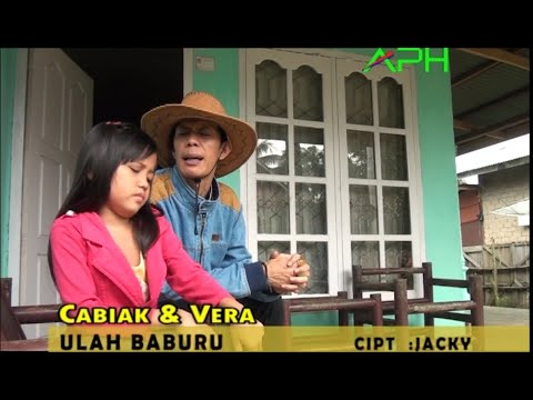Cabiak Feat Fera - ULAH BABURU -  Official Music Video - APH