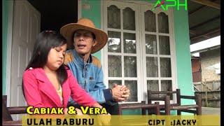 DEK ULAH BABURU  AKHIRNYO....?? ANAK IBO HATI -  Cabiak Feat Fera