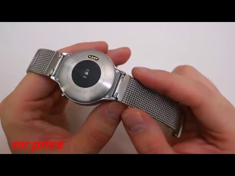overview huawei watch