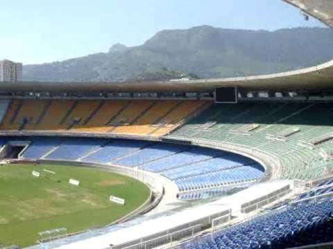 Welcome to Maracana Stadium - Brazil