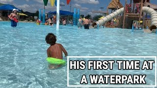 VLOG | WEEKEND AT THE WATER PARK & CHILLING AT HOME