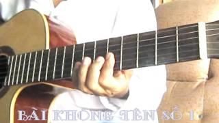 Bài Không Tên Số 1 - VTA- Guitar HH