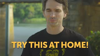 Redesign My Brain 2 with Todd Sampson: Balance Test