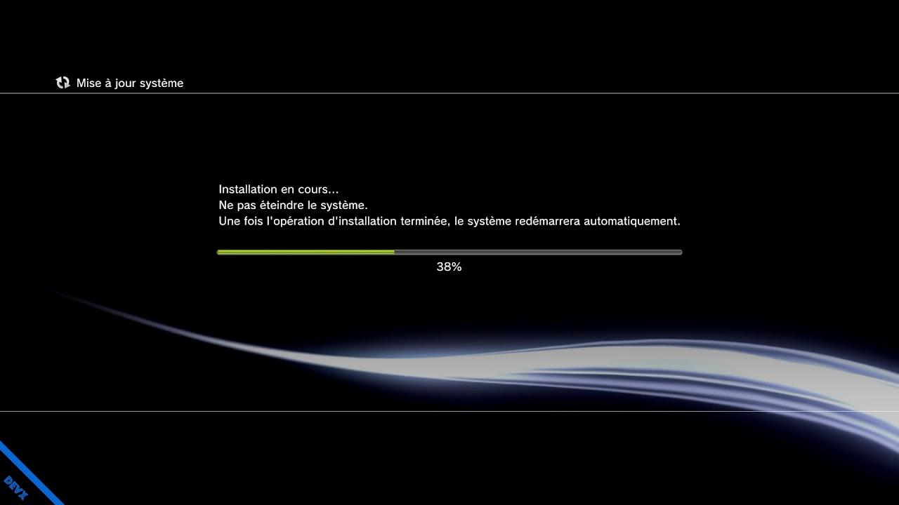 GRATUITEMENT PS3 4.81 GRATUIT TÉLÉCHARGER JOUR MISE A