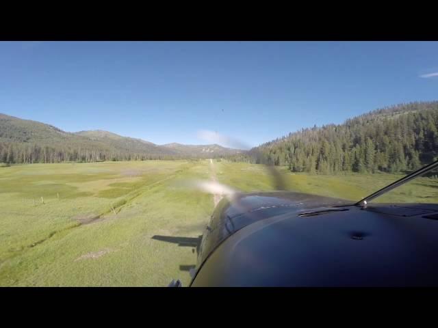 Landing @ Sulphur Creek Ranch, Idaho