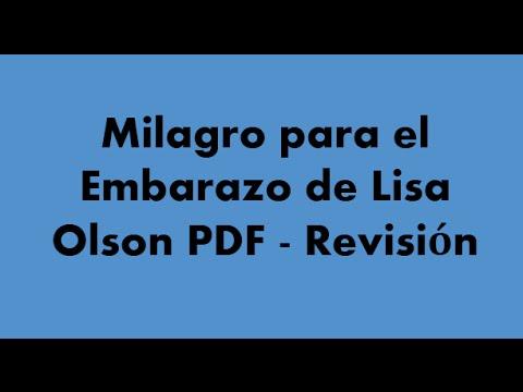Milagro para el Embarazo PDF - Revisión - YouTube