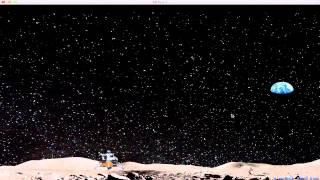 Lunar Lander Test
