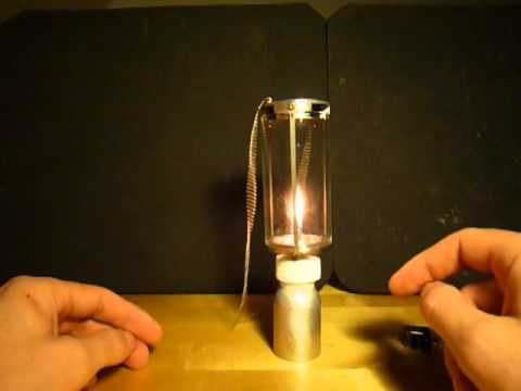 Gear Review Mini Lantern DIY