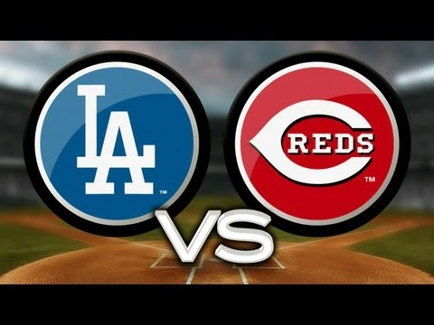 9/6/13: Votto helps Reds land first blow vs. Dodgers