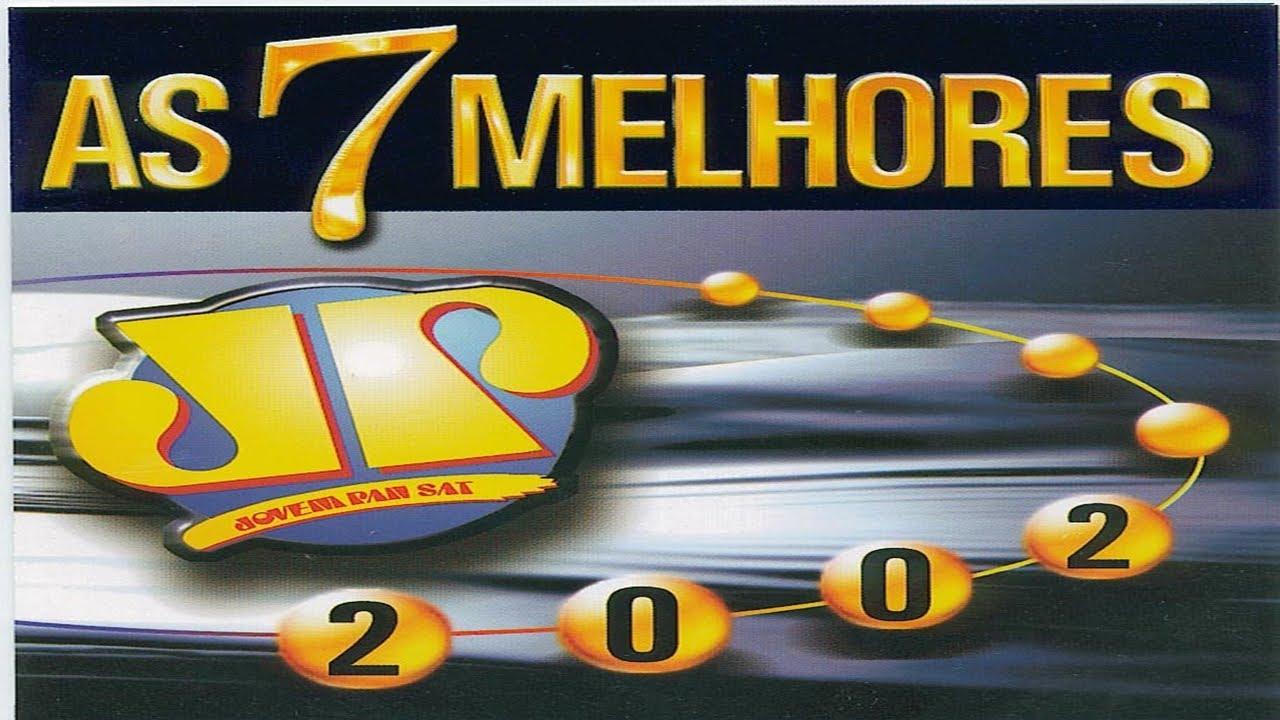 cd as 7 melhores da jovem pan 2002
