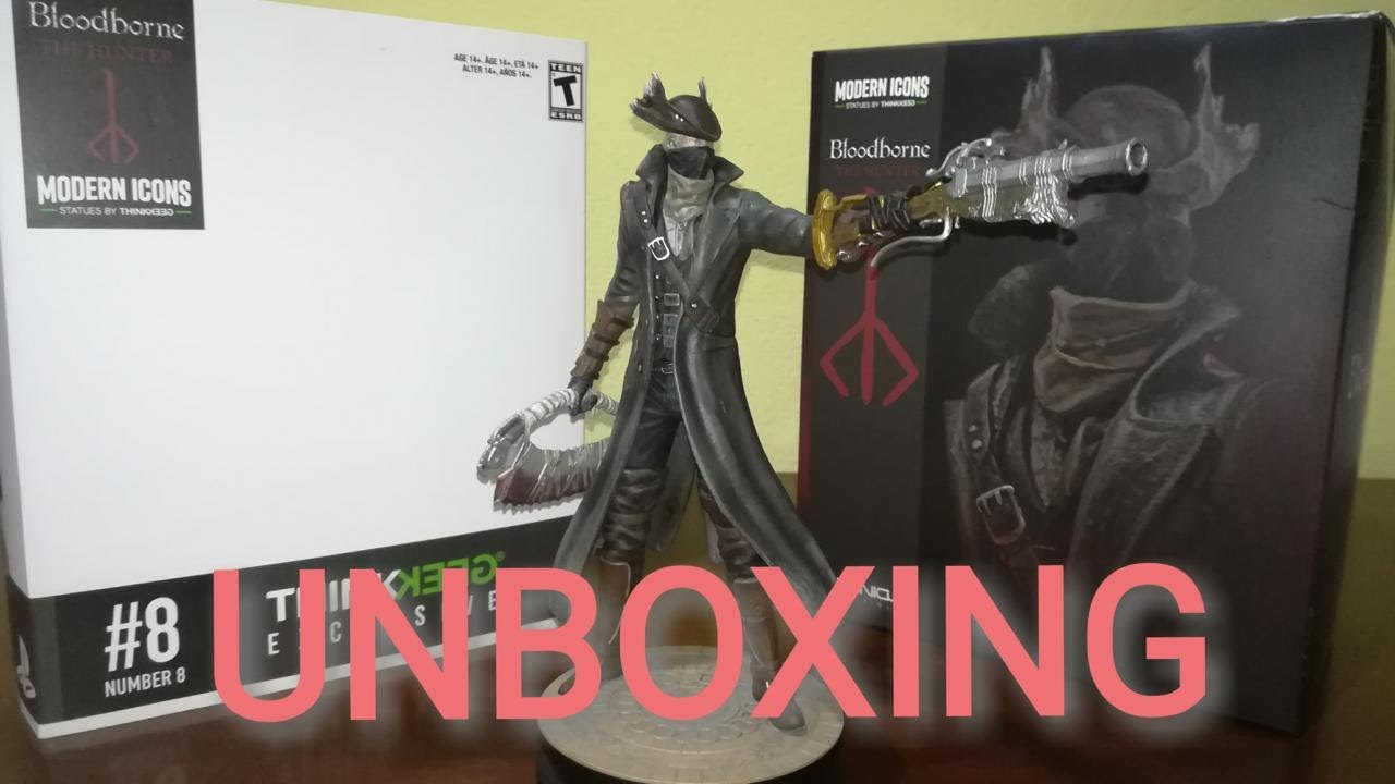 Moderne Icons #8 Bloodborne Collectible Figure Exclusive