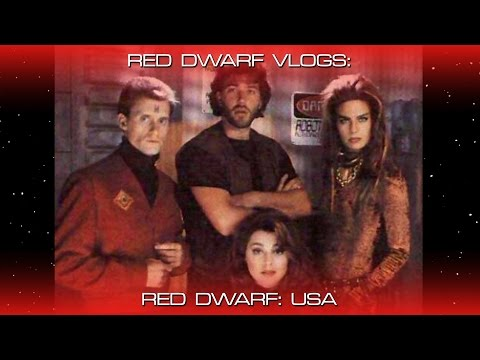 RD Vlogs: Red Dwarf USA