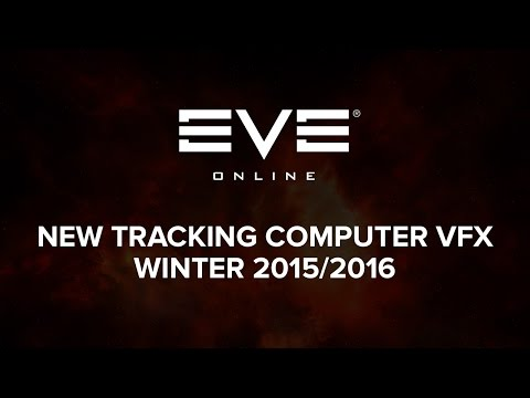 EVE Online: New Tracking Computer Effects (WiP)