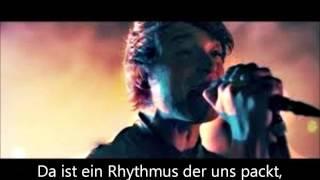Madsen - Lass die Musik an (Lyrics)