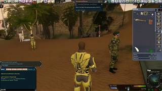 Entropia Universe 2018 Beginners Guide: Chapter 1 - Mentor, Resources, Hunting
