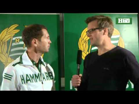 HTV: Gregg Berhalter om att ta sig an tränarposten i Hammarby