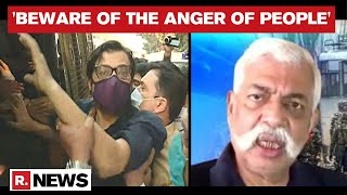 #arnabgoswami #indiawitharnab #mumbaipolice #republictvin a shocking attack on the republic media network, mumbai police assaulted and detained editor-in-chi...