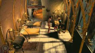 Dark Earth (part 03 walkthrough) -tainted by darkness-
