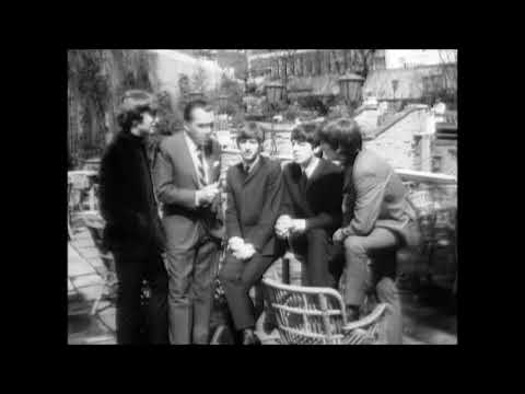 Beatles w/ Ed Sullivan Interview 1964
