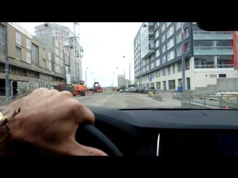 Helsinki center drive