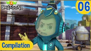 Vir The Robot Boy | Hindi Cartoon For Kids | Compilation #6 | Wow Cartoons