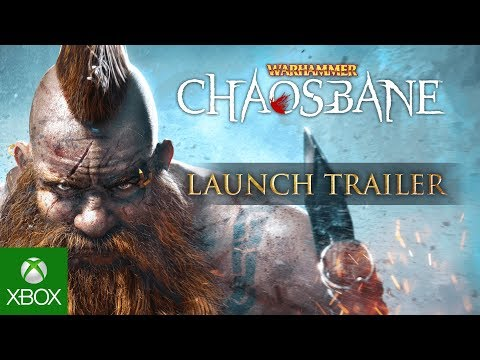 Warhammer: Chaosbane доступна бесплатно на этих выходных на Xbox One