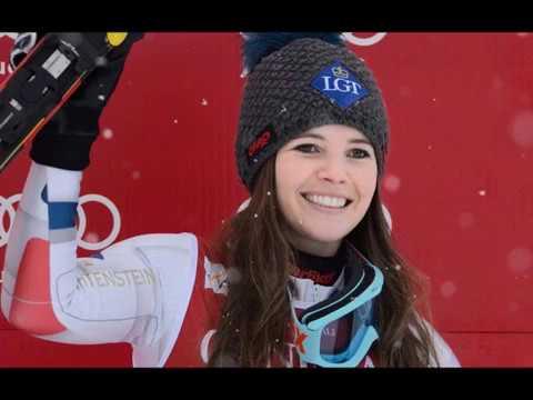 Tina Weirather Alpine Ski Racer From Liechtenstein Wins