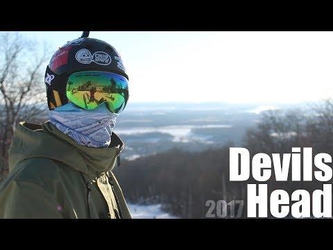 Devils Head Snowboard Trip 2017